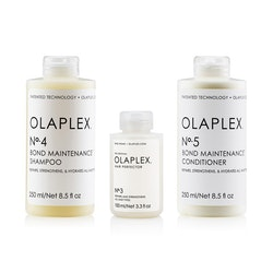 Olaplex Trio No3 + No4 + No5
