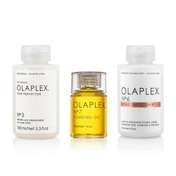 Olaplex Trio No3 + No6 + No7
