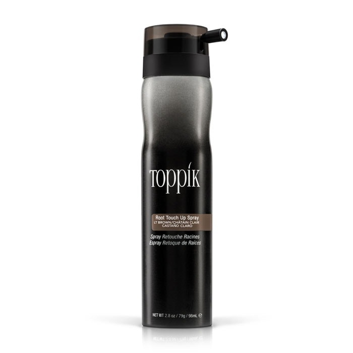 Toppik - Root Touch Up Ljusbrun 98ml