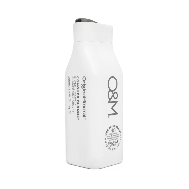 O&M - Conquer Blonde Shampoo 250ml