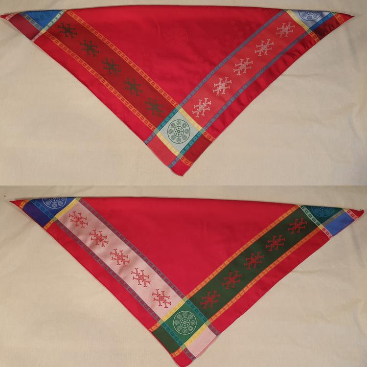 HEARVVALIIDNI 1913 A ½ röd-röd