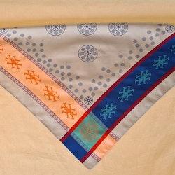HEARVVALIIDNI 2104 D ½ vit-blå