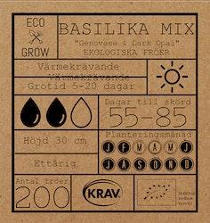 Basilika Mix Fröpåse