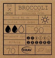 Broccoli Calabrese Fröpåse