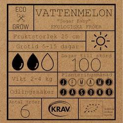 Vattenmelon Fröpåse