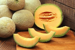 Cantaloupe Melon Fröpåse