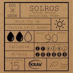 Solros Fröpåse