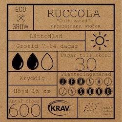 Ruccola Fröpåse