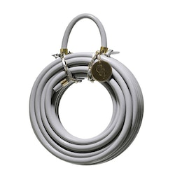 Graceful Rock Garden Hose
