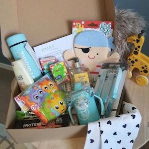 Babybox 0-6 mån