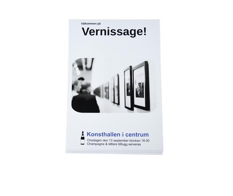 Affischer - Standard