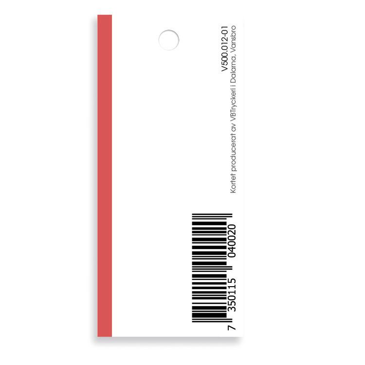 Bukettkort - I Love You V500.012-01