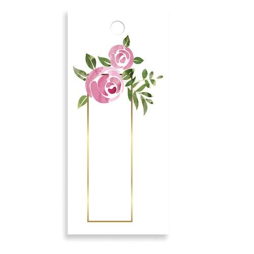 Bukettkort - Flower Frame
