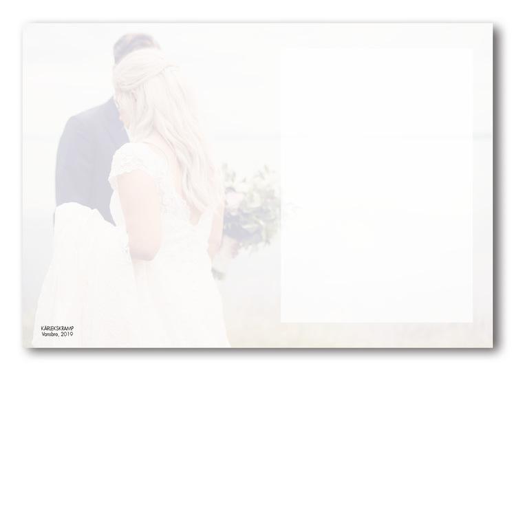 Grattiskort - Kärlekskramp utan text V110.004-02