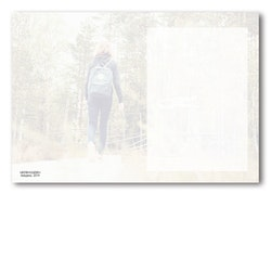 Grattiskort - Glatjärn utan text