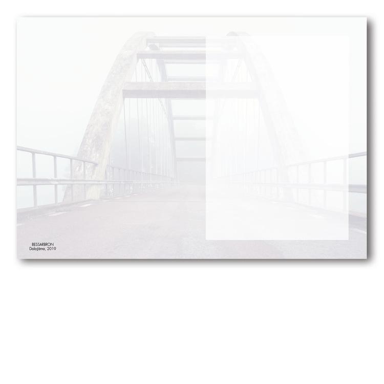 Grattiskort - Bessarbron utan text