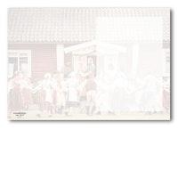 Grattiskort - Folkdans