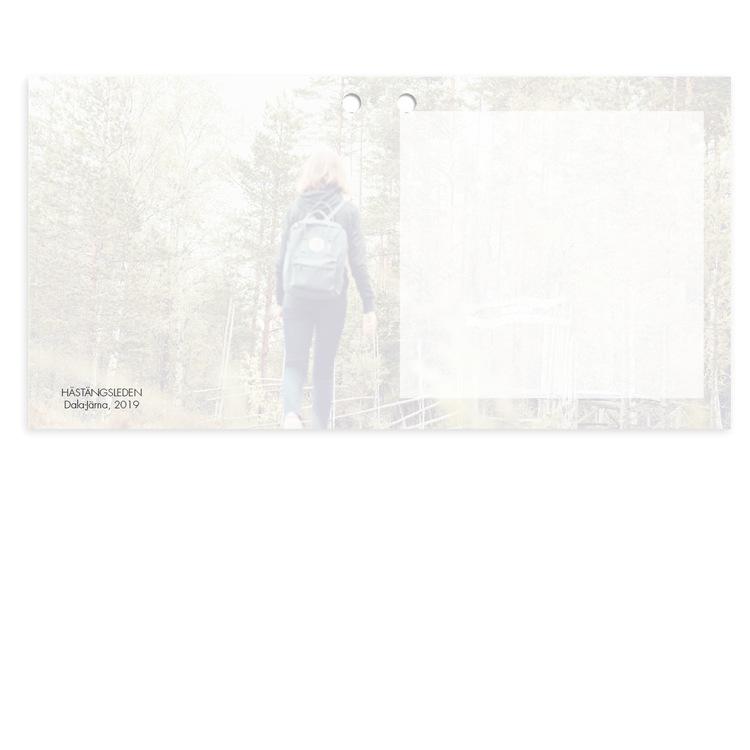 Mellanstort kort - Glatjärn utan text