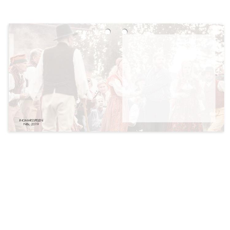 Mellanstort kort - Ingmarsspel V610.011-01