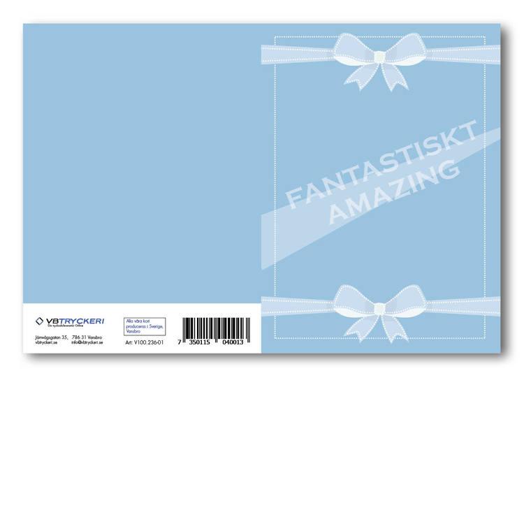 Grattiskort - Fantastiskt Amazing V100.236-01