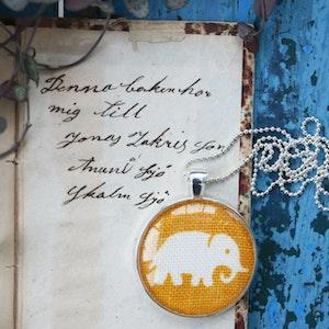 Gul elefant
