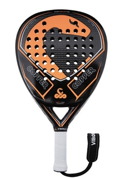 Vibor-A      copperhead svart/orange    Ett kraftfullt racket