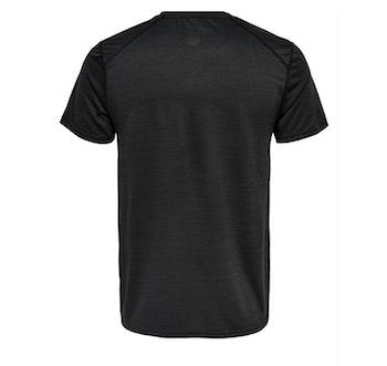 First Svart T-shirt Man