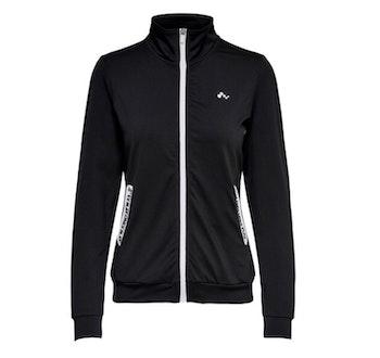 Tränings hoodie från Only play svart
