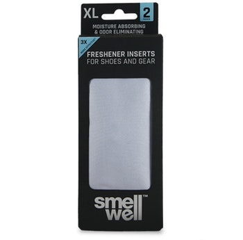 SmellWell  XL Silver Grey