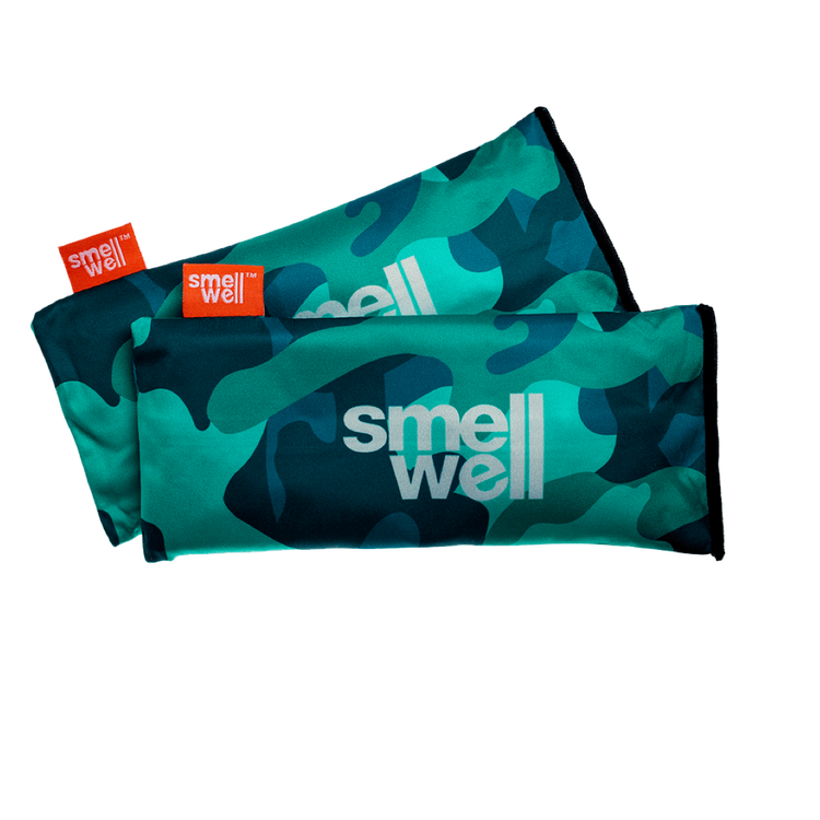 SmellWell  XL Camo Grey