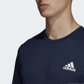 Adidas T-Shirt Tee Navy
