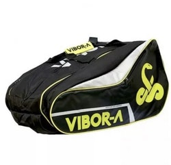 Vibor-A Racketbag Svart/gul