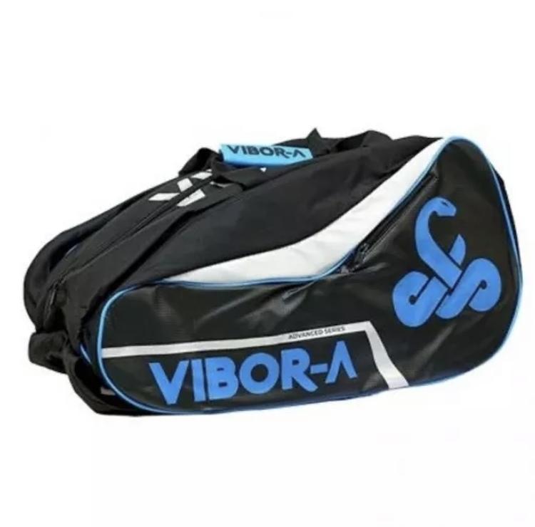 Vibor-A Racketbag Svart/blå