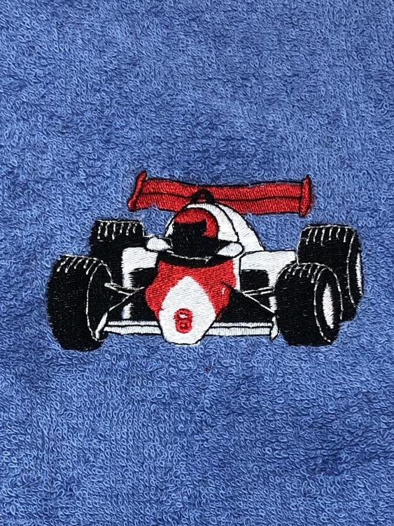 Racer-bil
