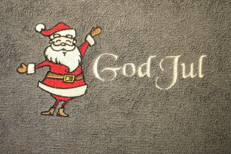 Tomte god jul
