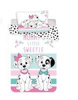Disney 101 Dalmatinerna Påslakan 100x135