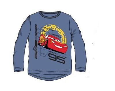 Bilar / Cars Långärmad tröja - Mcqueen