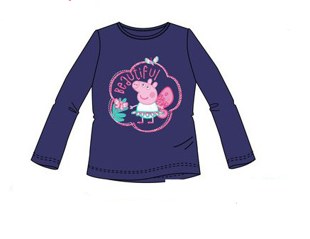 Greta Gris / Peppa pig Långärmad tröja
