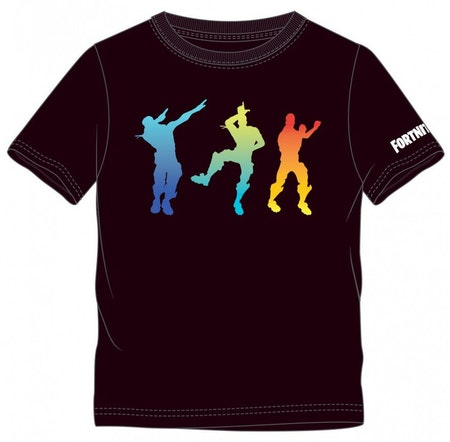 Fortnite T-shirt Tripple Floss Dance color
