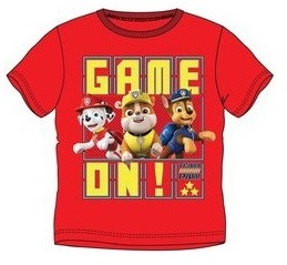 Paw patrol T-shirt Game on