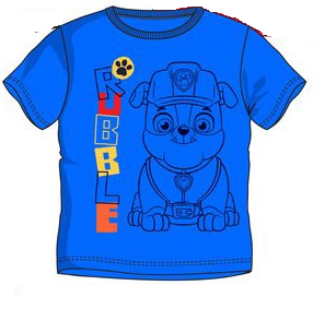 Paw patrol T-shirt - Rubble
