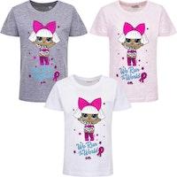 LOL Surprise T-shirt We run the world