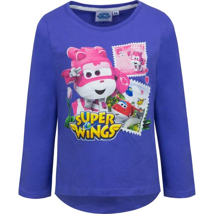 Mästerflygarna / Superwings Långärmad tröja