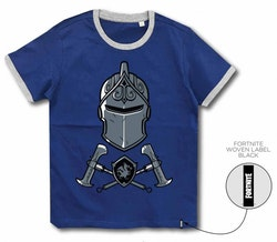 Fortnite T-shirt - The Knight - Navy blue