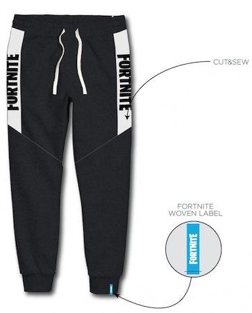 Fortnite Joggingbyxor - Black nite