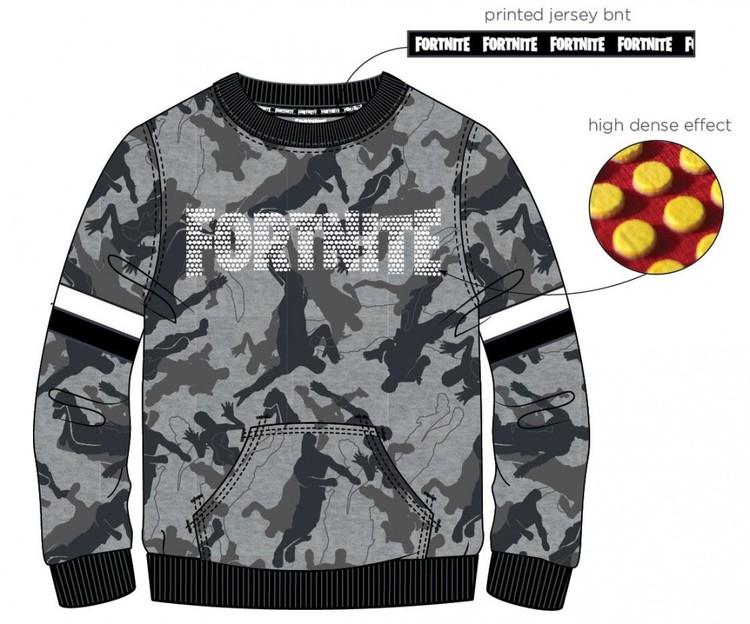 Fortnite Sweatshirt - Camouflage