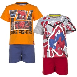 Spindelmannen T-shirt och shorts 2 delat set