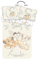 Lejonkungen Påslakan - Simba & Nalah
