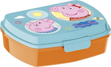 Greta gris Matlåda