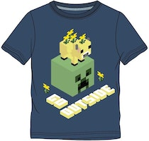 Minecraft T-shirt - Go outside